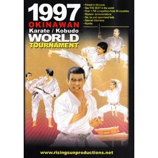 1997 Okinawan Karate Kobudo World Tournament DVD weapons kata kumite
