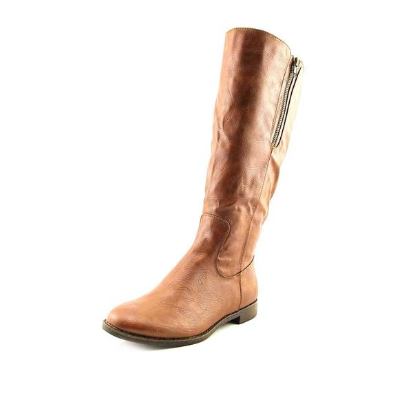Pink & Pepper Women's 'Zip It' Faux Leather Boots