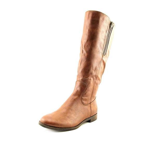 Pink & Pepper Women's 'Zip It' Faux Leather Boots