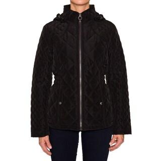 Women's Braetan Removable Hood Zip Up Jacket