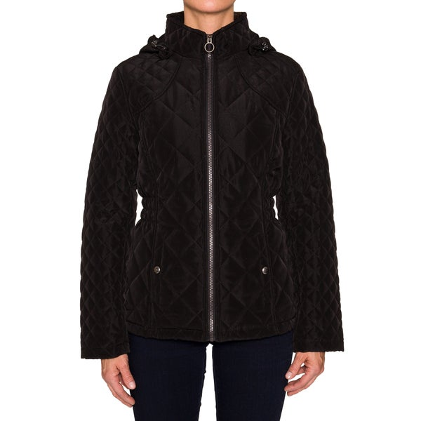 Women's Braetan Removable Hood Zip Up Jacket
