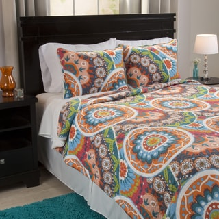 Windsor Home Delia Reversible 3-piece Quilt Set with Sherpa
