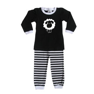 Rocket Bug Counting Sheep Pajama Set for Infants and Toddlers
