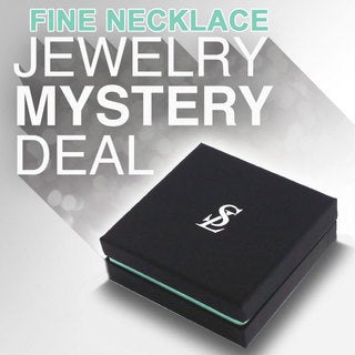 Suzy Levian Fine Jewelry Necklace Mystery Deal