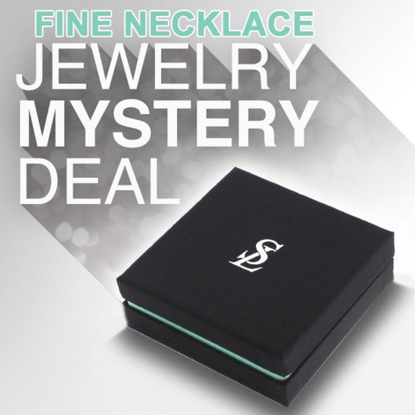 Suzy Levian Fine Jewelry Necklace Mystery Deal 16729296