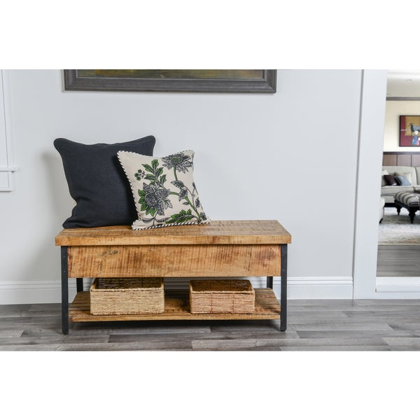 Kosas Home Carmelo Storage Bench