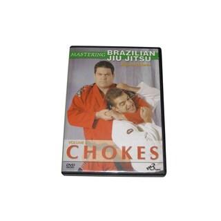 Brazilian Jiu Jitsu #2 Chokes Rigan Machado DVD mma grappling submission fight