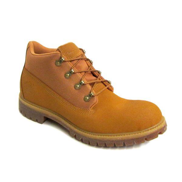 Timberland Men's Campsite Wheat Scuff Boots