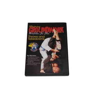 Mastering Groundwork Lira Brazilian Japan Jiu Jitsu 20 THROWS & TAKEDOWNS DVD #8