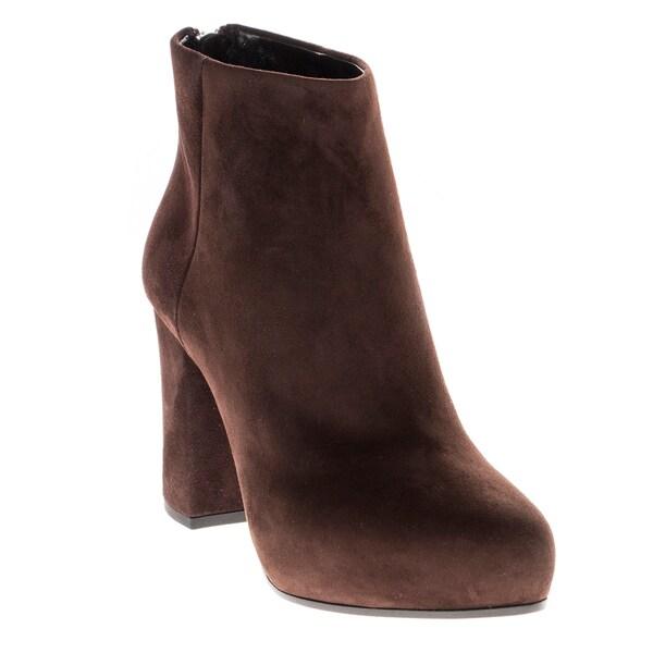 Prada Hidden Platform Ankle Boots