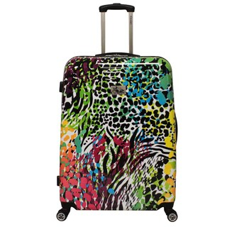 Chariot Color Fusion 28-inch Hardside Lightweight Spinner Upright Suitcase