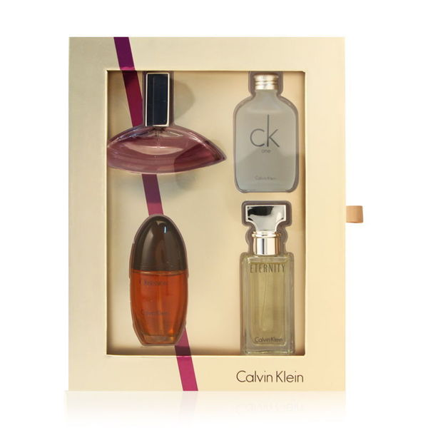 Calvin Klein Miniature Collection Women's 4-Piece Set
