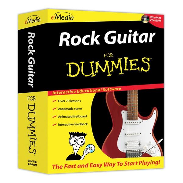 Rock Guitar For Dummies