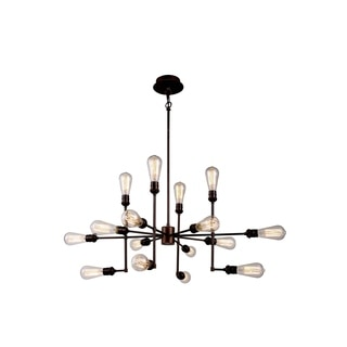 Ophelia Collection 1139 Pendant Lamp with Cocoa Brown Finish