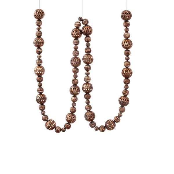 """Modern Opulence Collection 72"""" Deluxe Filigree Garland Pack of 3 16730458"""