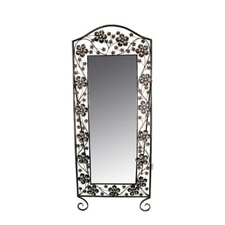 Metal Mirror with Stand