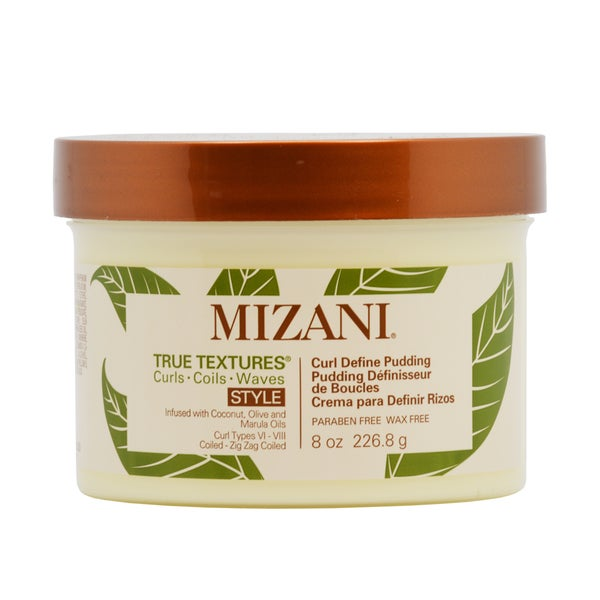 Mizani True Textures Curl Define 8-ounce Pudding