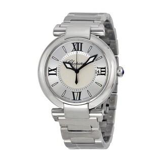 Chopard Women's 388532-3002 Imperiale Silver MOP Watch