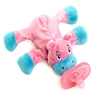 Bright Starts Cozy Coos Pink Hippo