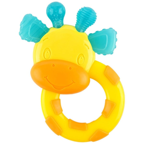 Bright Starts First Bites Stage 3 Teether In Giraffe