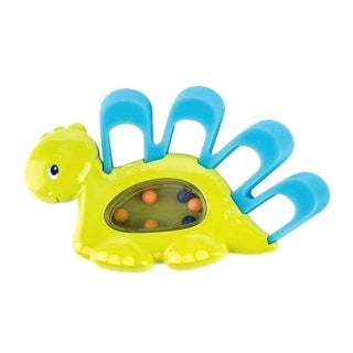 Bright Starts Green/ Blue Teethe-A Saurus
