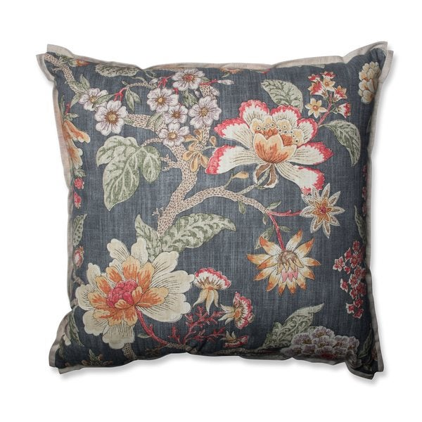 Pillow Perfect Room With A View Haze Throw Pillow
