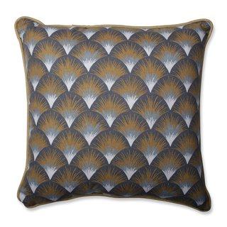 Pillow Perfect Setu Shapes Amber Throw Pillow