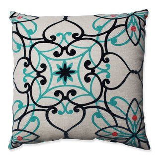 Pillow Perfect Siri Atlantis Throw Pillow