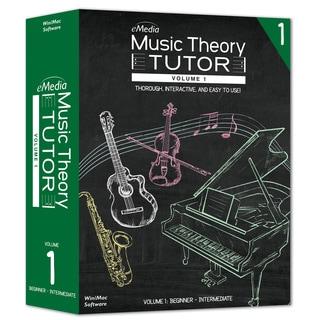 Music Theory Tutor Volume 1