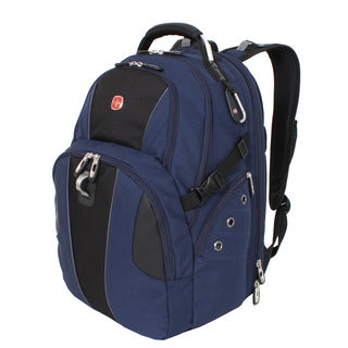 SwissGear ScanSmart Blue 15-inch Laptop Backpack