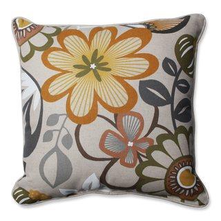Pillow Perfect Breakaway Flagstone Throw Pillow