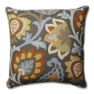 Pillow Perfect Dynasty Frost Throw Pillow