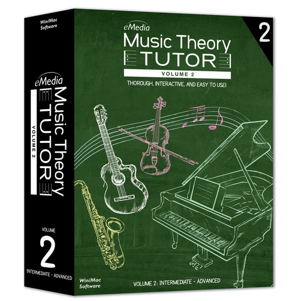 Music Theory Tutor Volume 2