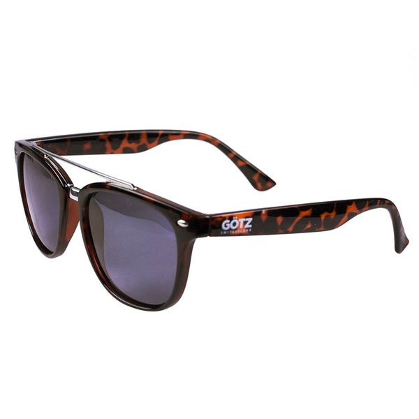 Classic Tortoise Brown Aviator Sunglasses