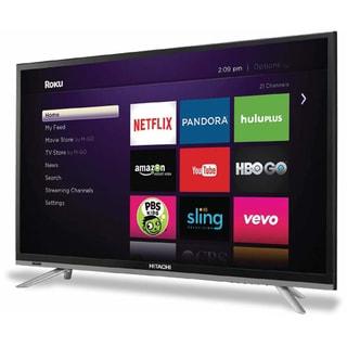 Hitachi 32-inch LED 1080p 60Hz HDTV (Refurbished)