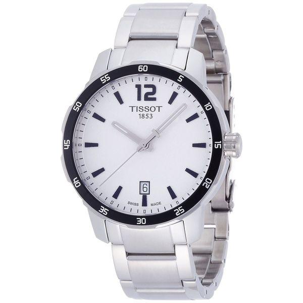 Tissot Men's T0954101103700 'Quickster' Stainless Steel Watch 16731572