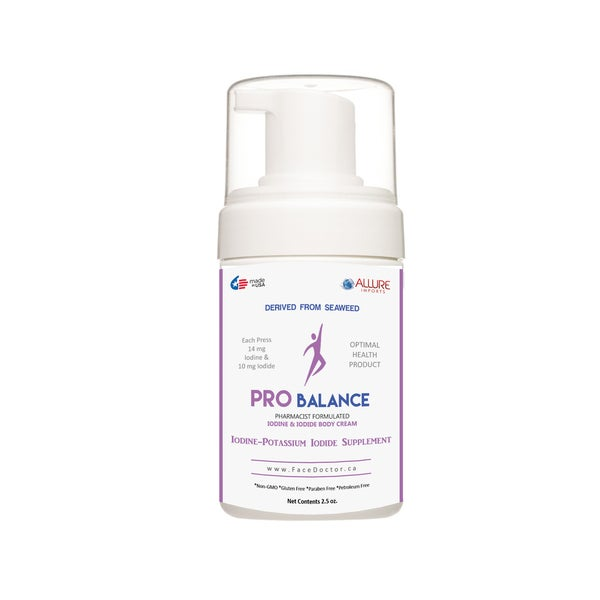 ProBalance Iodine Potassium Iodide Supplement