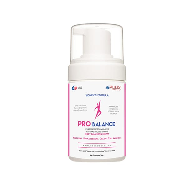 ProBalance 3-ounce Natural Progesterone Cream for Women
