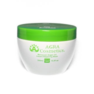 AGRA Cosmetics Moroccan Argan Oil Instant 10.2-ounce Repairing Mask
