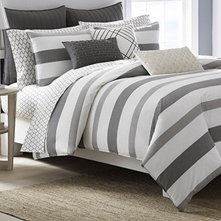 Nautica Chatfield Cotton Duvet Cover Set