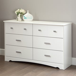 South Shore Tiara 6-Drawer Double Dresser