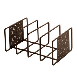 Seville Classics Perforated Cutting Board and Bakeware Organizer