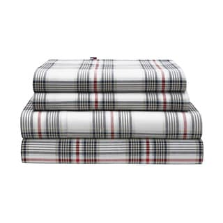 Tommy Hilfiger Evening Plaid Sheet Set