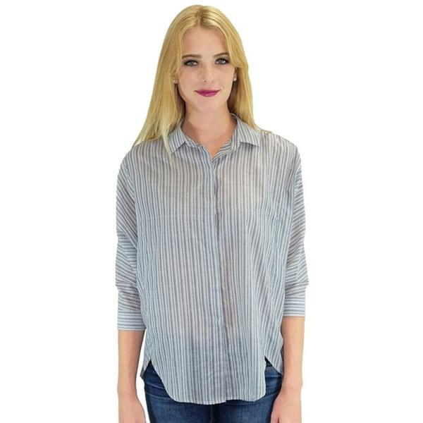 Women's Idris Oversized Button Up