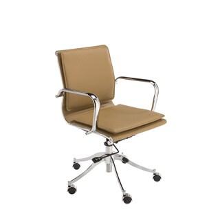 Sunpan 'Urban Unity' Morgan Urban Unity Stainless Steel Office Chair