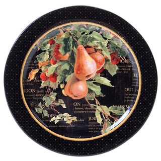 Certified International - French Country Round Platter 13-inch