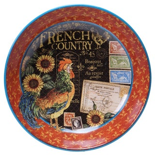 "Certified International - French Country Serving/Pasta Bowl 13.25"" x 3"""