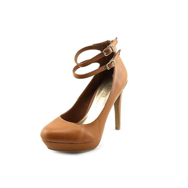 XOXO Women's 'Nikita' Synthetic Dress Shoes