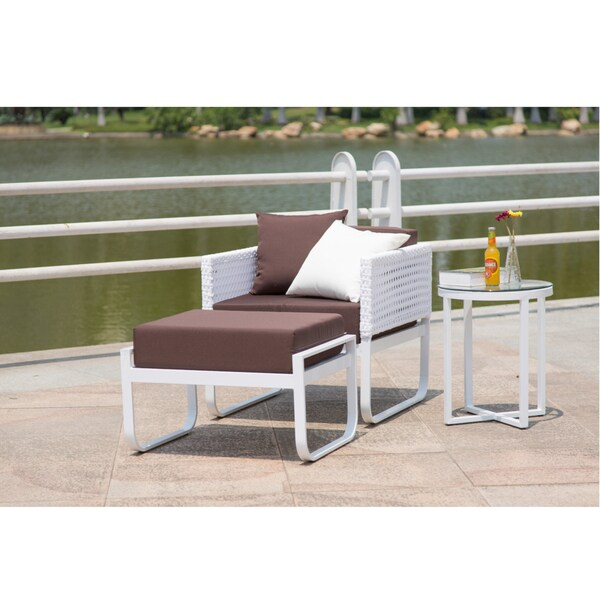 Ultra Outdoor Lounge Set