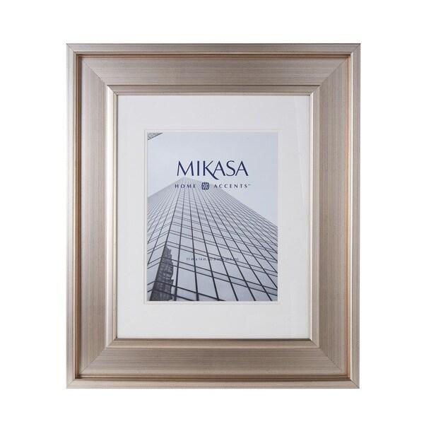 Mikasa Champagne 5x7 Photo Frame